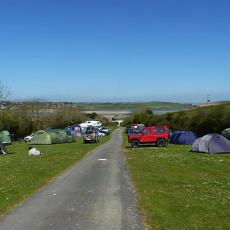 Dennis Cove Campsite