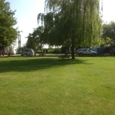 diamond farm campsite, oxford