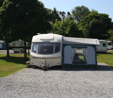 Dolbeare, Campsite in Cornwall