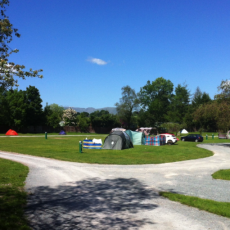 The Croft Hawkshead Caravan Park
