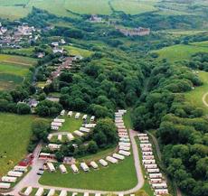 Manorbier campsite