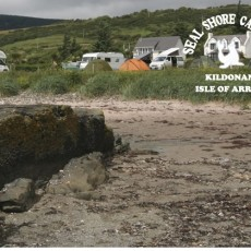 Sealshore Campsite Kildonan Isle of Arran