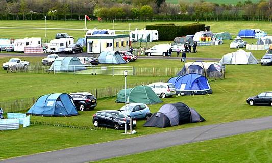 Camping skegness