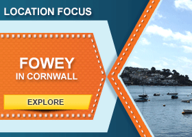 Staying in Fowey
