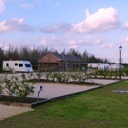 Wagtail Campsite Pitches