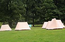 Beinglas Tents