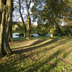 Folly Farm Campsite in the Cotswolds