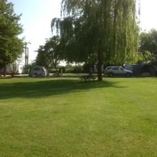 diamond farm campsite, oxford