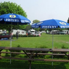 Rose and Crown Lincolnshire campsite